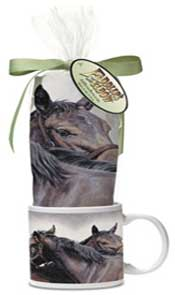 Towel & Mug Gift Set
