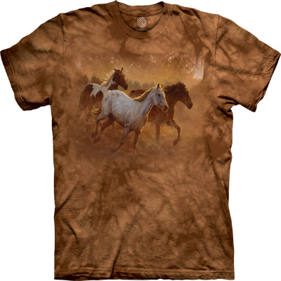 Gold Run T-shirt