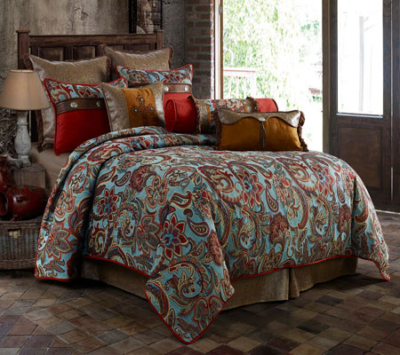 Abilene 4 pc. Comforter Set