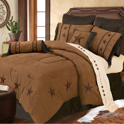 Laredo Star Comforter Set