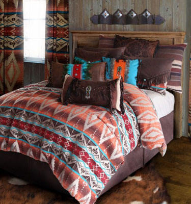 Mohave sunset Comforter Set