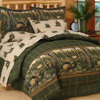 Rocky Mountain 4 PC Comforter Set