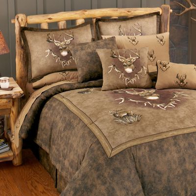 Whitetails Ridge Comforter Set