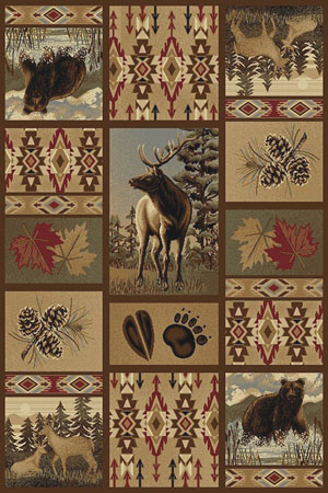wilderness Lodge Area Rug