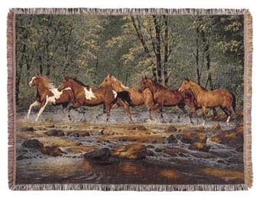 Spring Creek Tapestry