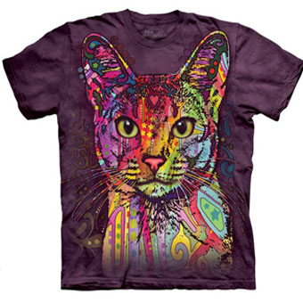 Abyssinian Cat T- Shirt