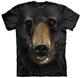 Black Bear T- Shirt