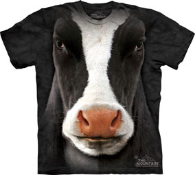 Black Cow T- Shirt