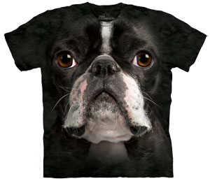 Boston Terrier T- Shirt