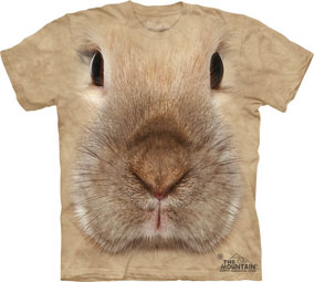 Bunny Face T- Shirt
