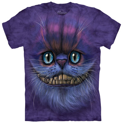 Cheshire Cat T- Shirt