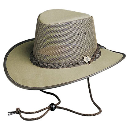 Crushable Waterproof Western Hat