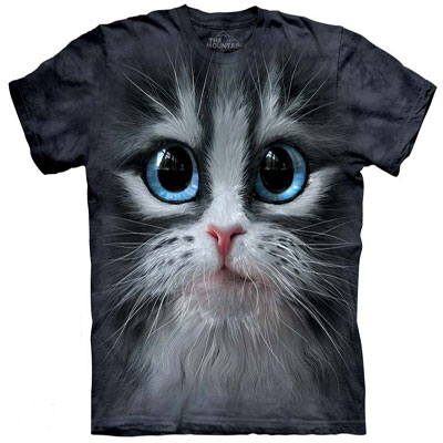 Cutie Pie Kitten T- Shirt