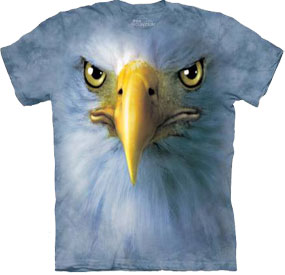 Eagle Face T- Shirt