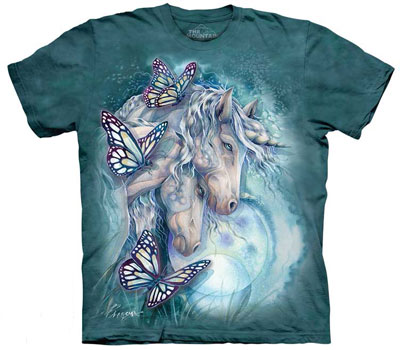 Fairy Magic Horses T-Shirt