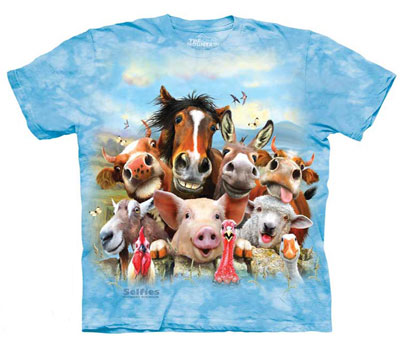 Farm Selfies T-Shirt