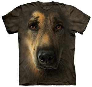 German Shepherd T- Shirt