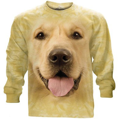 Golden Retreiver Long Sleeve T-Shirt