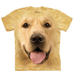 Golden Retriever T- Shirt