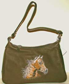Horsehead Hobo Bag