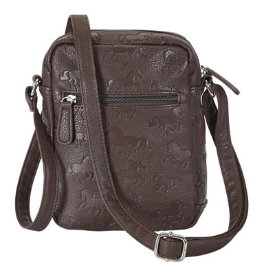 Lila Cross Body Bag Brown