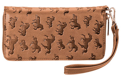 Horses All Over Wallet