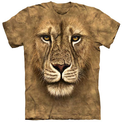 Lion Warrior T- Shirt