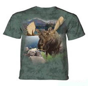 Monarch of the Forest  T- Shirt