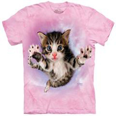 Pounce Kitten T- Shirt