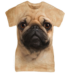 Pug Ladies T Shirt