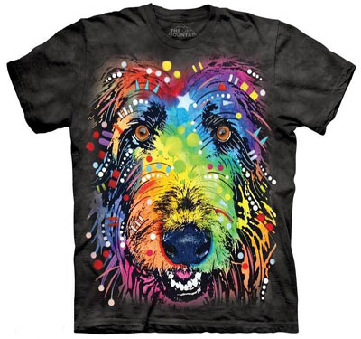Russo Irish Wolfhound T- Shirt