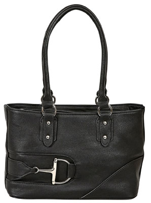 Snaffle Bit Bag Black