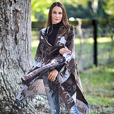 Lila Southwest Cape Brown