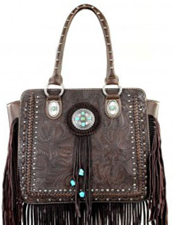 Trinity Ranch Fringe Bag
