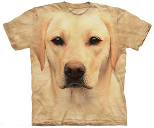 Yellow Lab T- Shirt